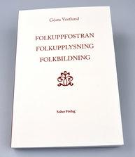 Bok: Folkuppfostran, folkupplysning, folkbildning