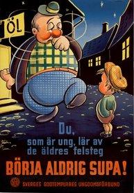 Affisch - Du som är ung